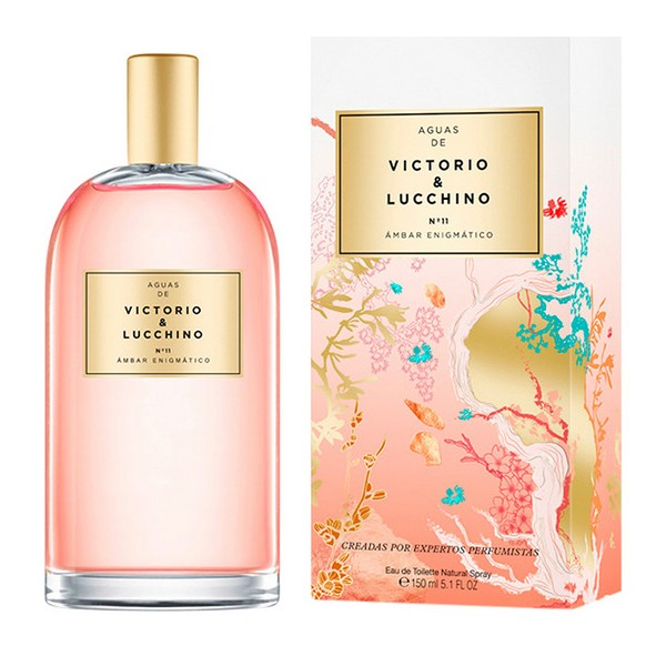 Perfume Mujer Aguas Nº 11 Victorio & Lucchino EDT (150 ml)