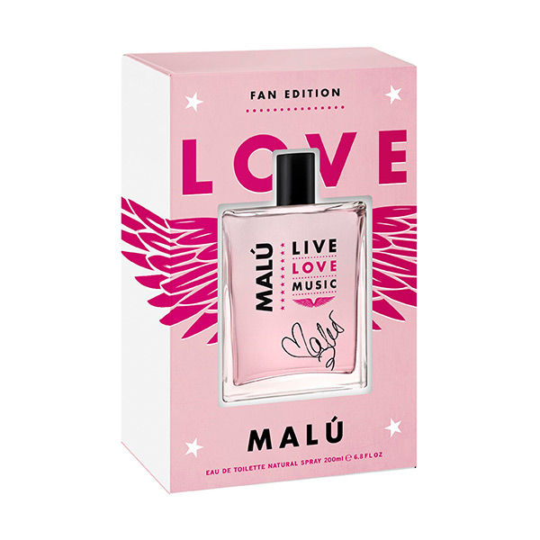 Perfume Mujer Love Music Singers EDT (200 ml)