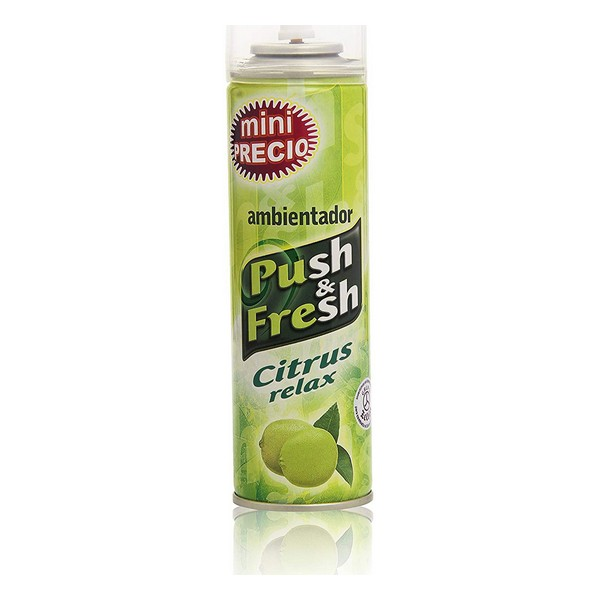 Spray Ambientador Push & Fresh (200 ml)