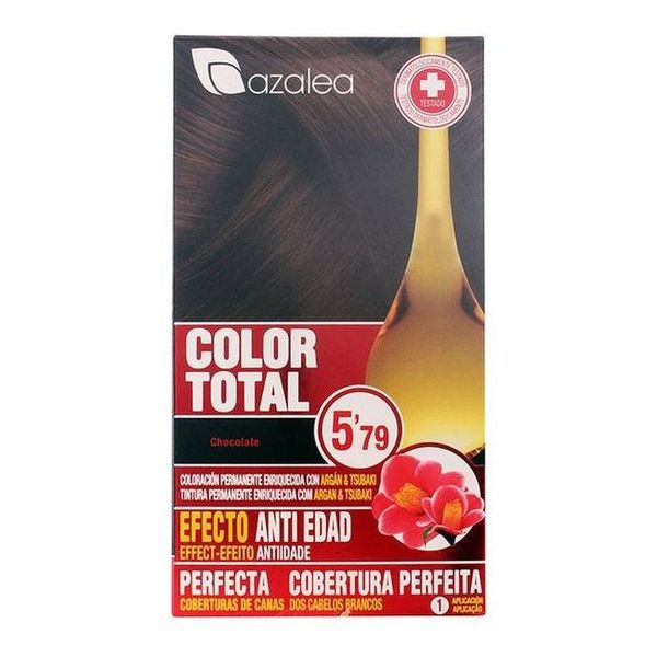 Tinte Permanente Antiedad Azalea Chocolate
