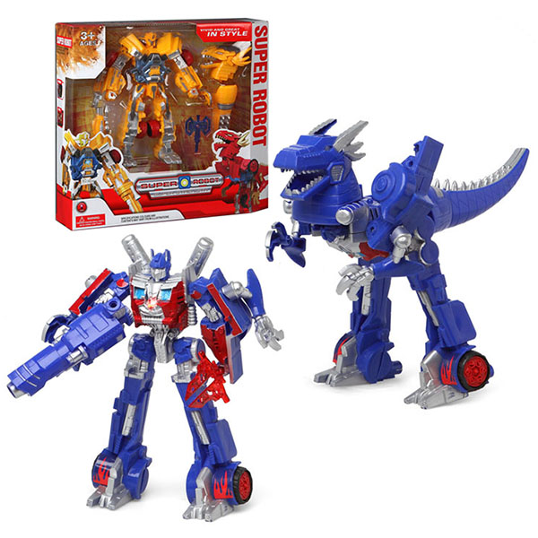 Super Robot Transformable 2987