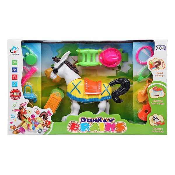 Juguete Interactivo Donkey Brains 115450