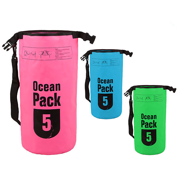 Bolsa Petate Estanca Aqua Summer 5 L