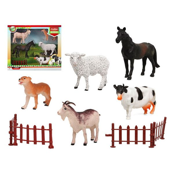 Set de Animales de Granja 110371 (9 pcs)