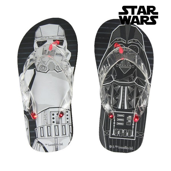 Chanclas con LED Star Wars 73085