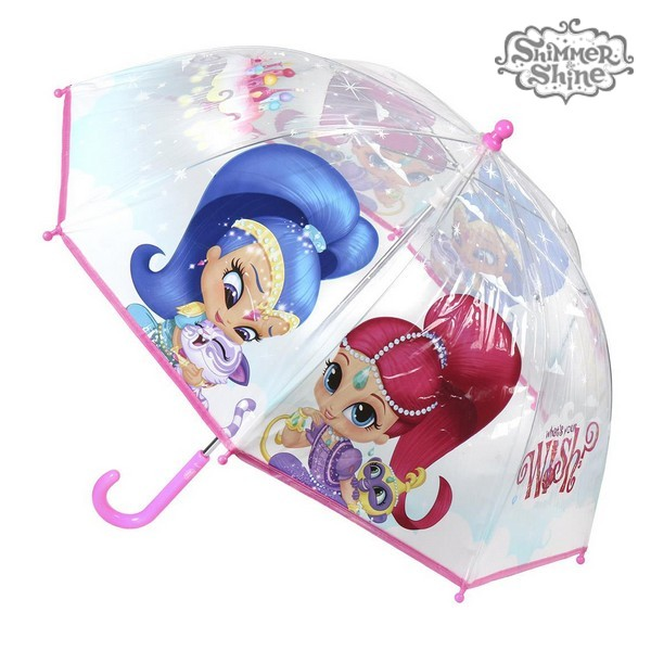 Paraguas Burbuja Shimmer and Shine 8740 (45 cm)