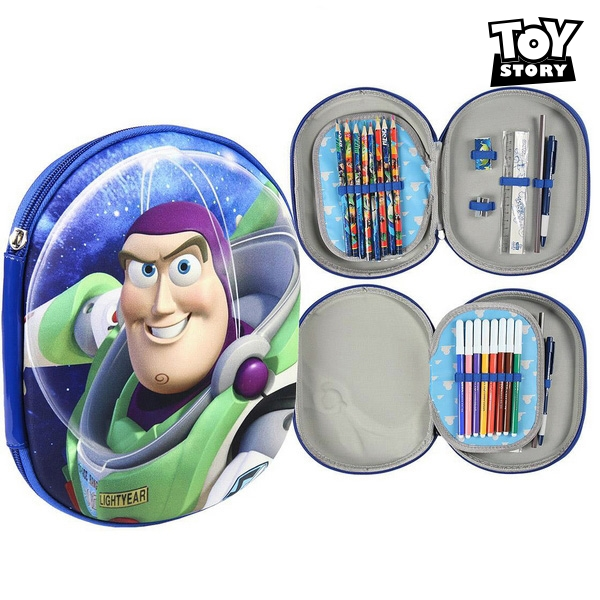 Plumier Triple Toy Story 78865