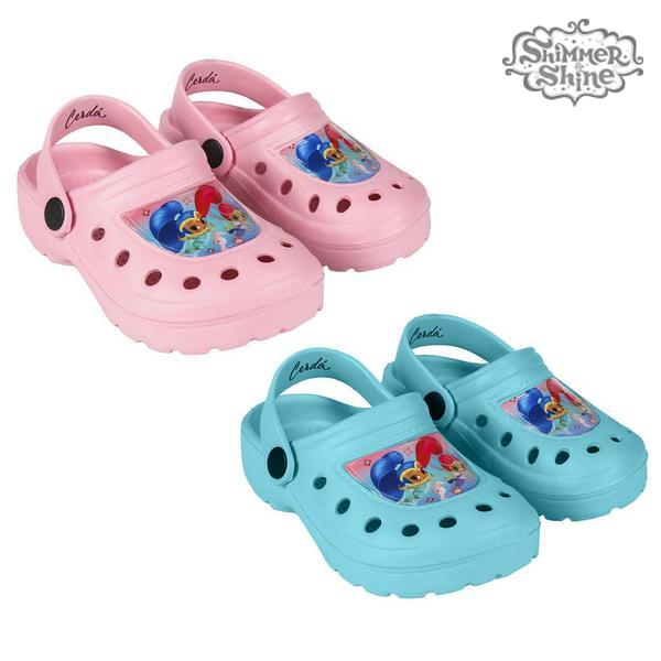 Zuecos de Playa Shimmer and Shine 73832