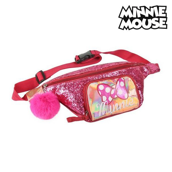 Riñonera Minnie Mouse Rosa