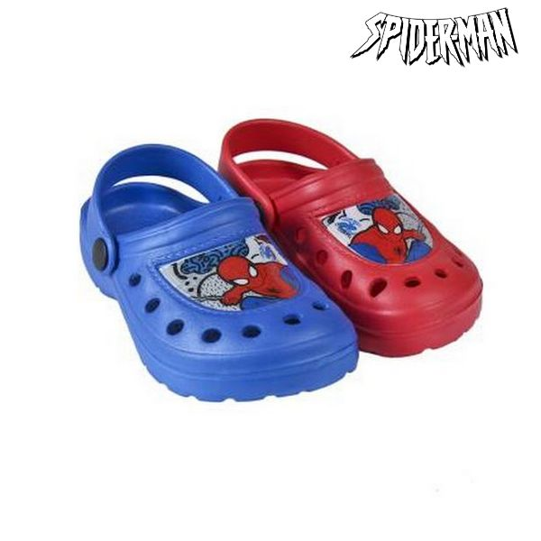 Zuecos de Playa Spiderman 72410