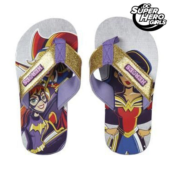 Chanclas DC Super Hero Girls 72383