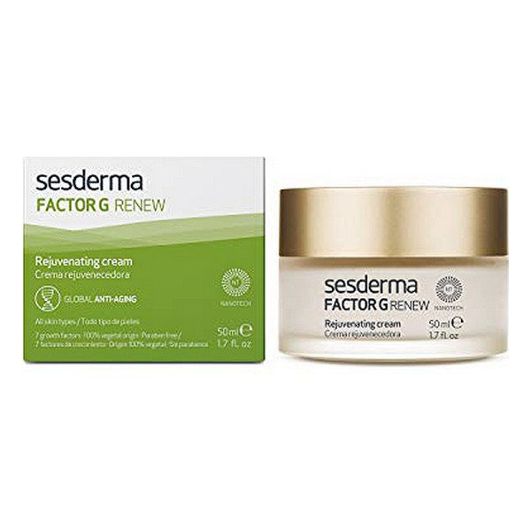 Crema Antiedad Factor G Renew Sesderma (50 ml)
