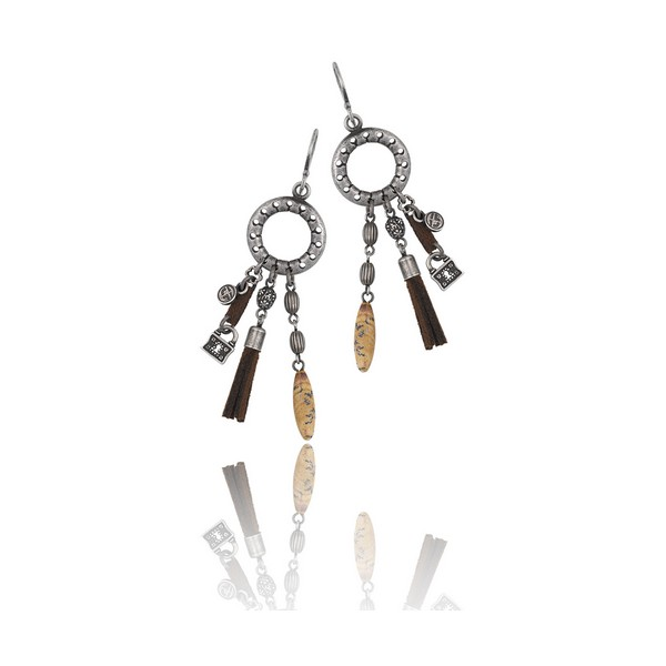 Pendientes Mujer Time Force TJ1032P01