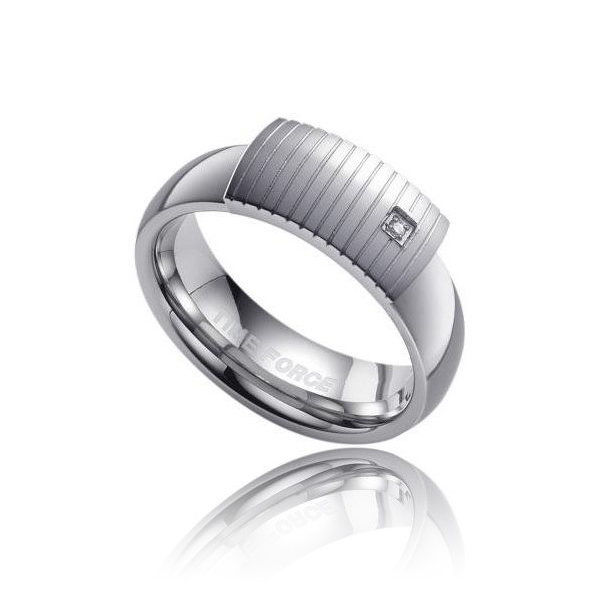 Anillo Mujer Time Force TS5046S12 (16,5 mm)