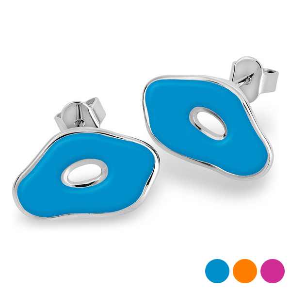 Pendientes Mujer Swatch JEP0 (1,5 cm)
