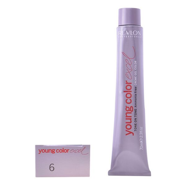 Tinte Sin Amoniaco Young Color Excel Revlon