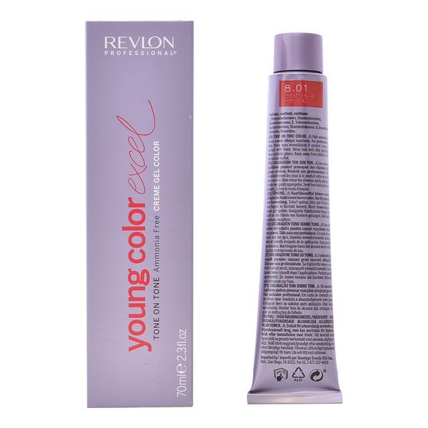 Tinte Sin Amoniaco Young Color Revlon