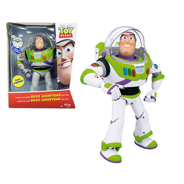 Muñeco de Acción Buzz Lightyear Toy Story