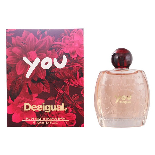 Perfume Mujer You Woman Desigual EDT