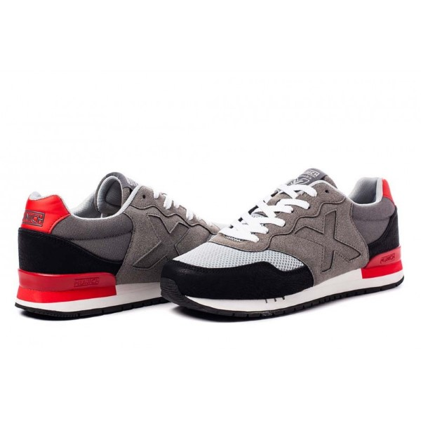 Zapatillas Casual Unisex Munich Dash 24 Gris