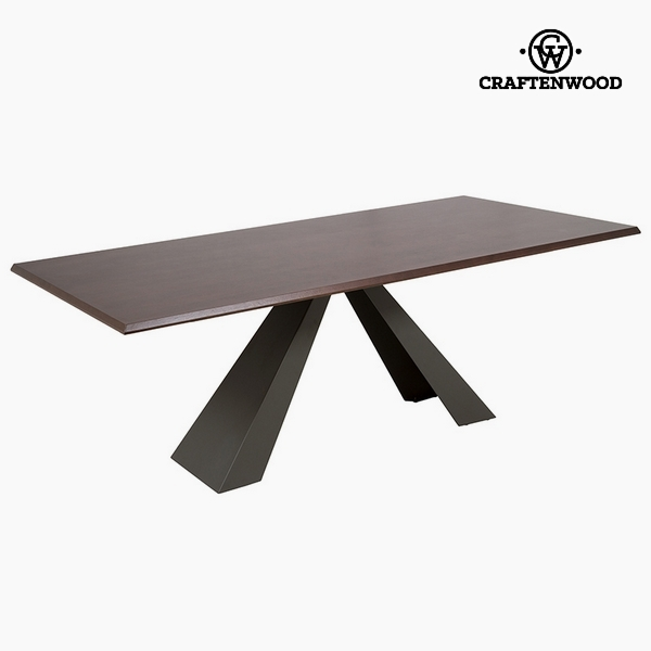 Mesa de Comedor Dm (200 x 100 x 74 cm) by Craftenwood