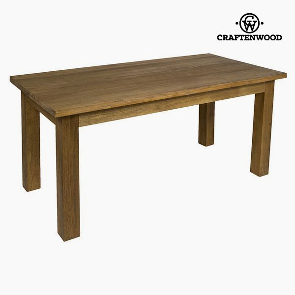 Mesa de Comedor Teca Mdf Marrón - Colección Be Yourself by Craftenwood