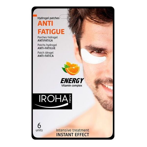Parches para el Contorno de Ojos Men Eye Iroha