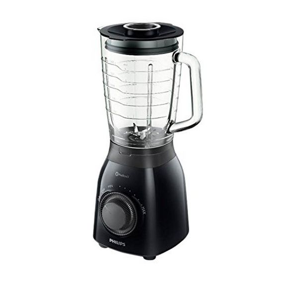Batidora de Vaso Philips HR2173/90 Viva Collection 2 L 600W Negro