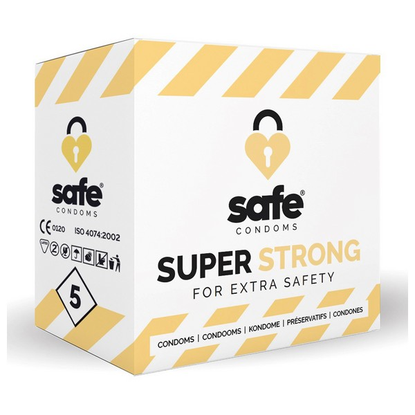 Preservativos Super Strong Safe