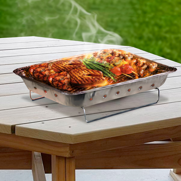 Barbacoa Desechable BBQ