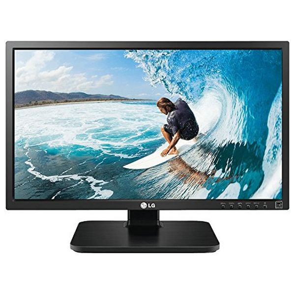 "Monitor LG 22MB37PU-B 21.5"" IPS 5 ms Negro"