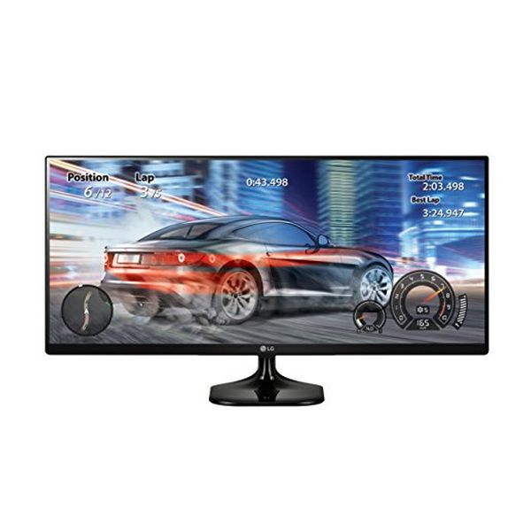 "LG 25UM58-P Monitor LED 25"" IPS FHD 21:9 5ms HDMI"