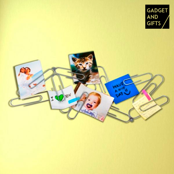 Portanotas Clips Gadget and Gifts