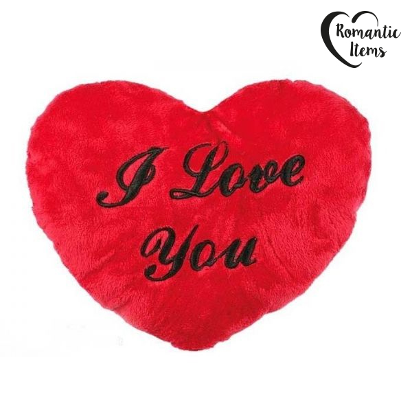 Corazón de Peluche XL I Love You Romantic Items (60 cm)