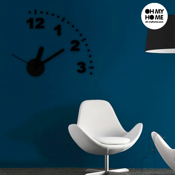 Reloj de Pared DIY Do it yourself Oh My Home