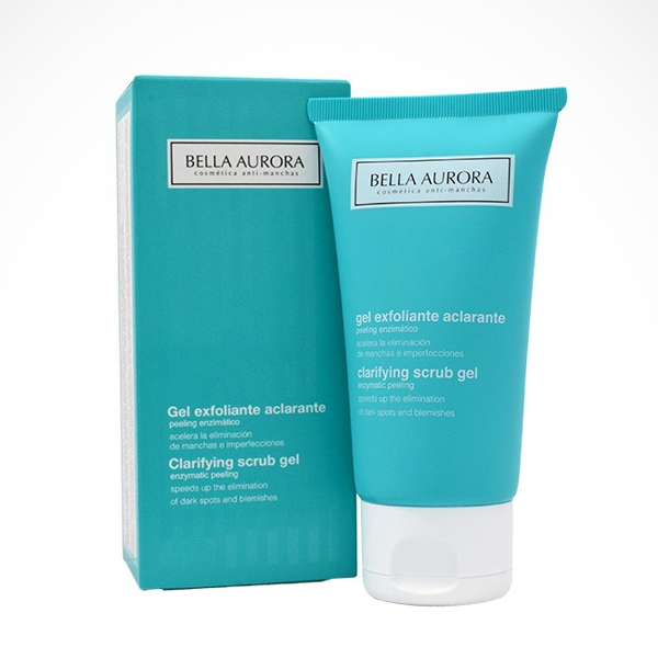 Gel Exfoliante Facial Antimanchas Enzymatic Peeling Bella Aurora