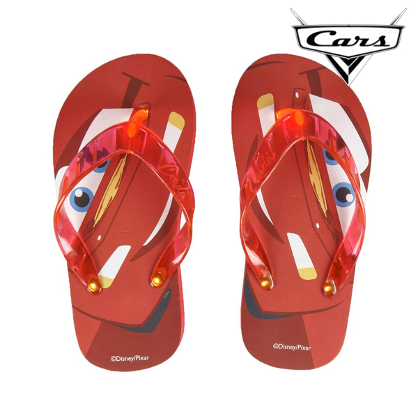Chanclas con LED Cars 73078