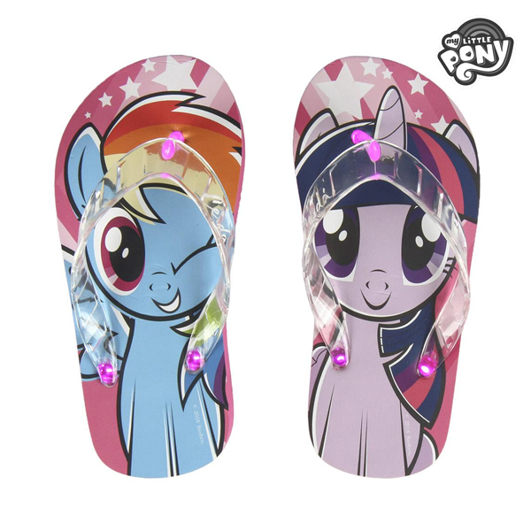 Chanclas con LED My Little Pony 73086
