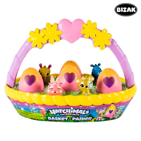 Juguetes Hatchimals Bizak 61929127 (6 pcs)