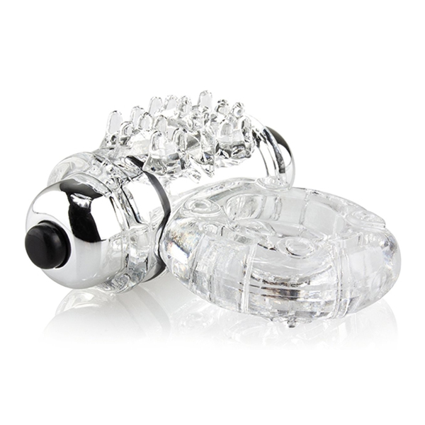 Anillo Vibrador Owow Transparente The Screaming O SCOW
