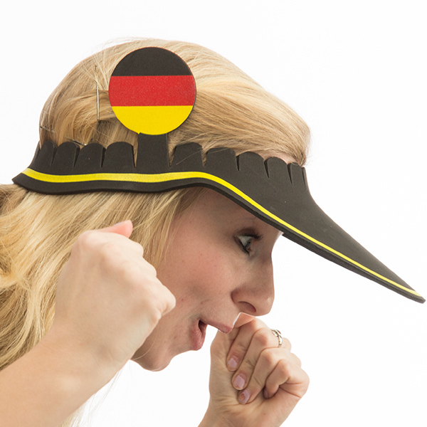 Visera Bandera de Alemania Th3 Party