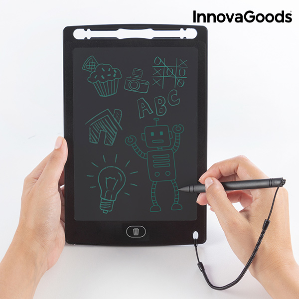 Tablet para Dibujar y Escribir LCD Magic Drablet InnovaGoods
