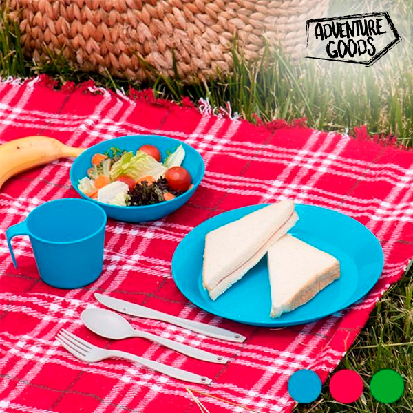 Set Picnic Adventure Goods (6 piezas)