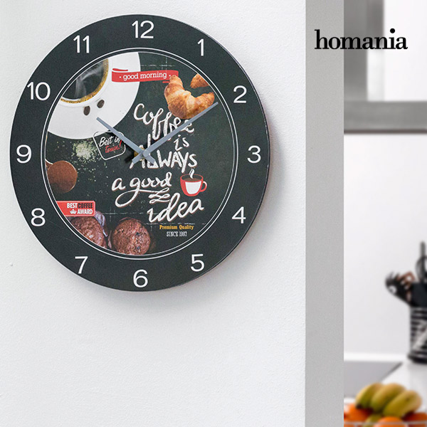 Reloj de Pared Food Homania