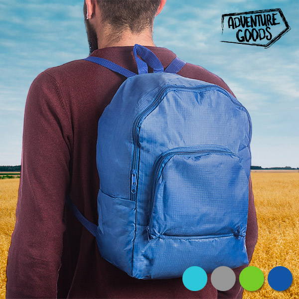 Mochila Plegable Adventure Goods