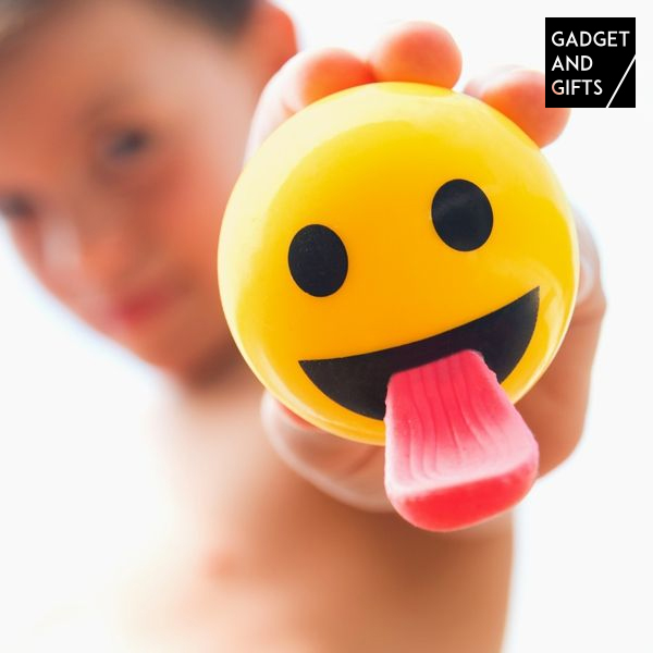 Pelota Saltarina Emoticono Gadget and Gifts