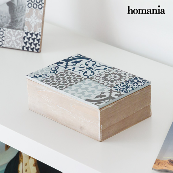 Caja Decorativa Mosaico by Homania