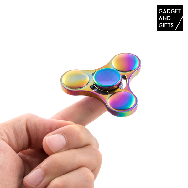 Spinner Fidget Rainbow III Gadget and Gifts