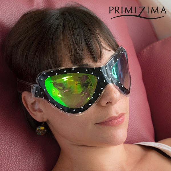 Antifaz de Gel Relajante Retro Primizima