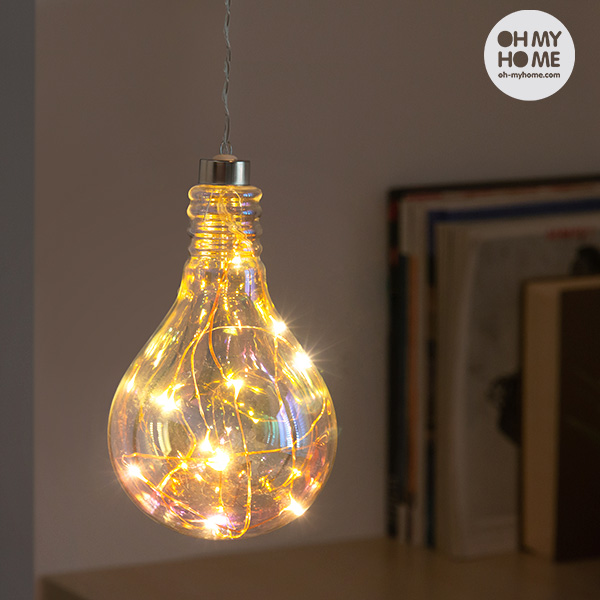 Lámpara LED Bombilla Retro Rainbow Oh My Home